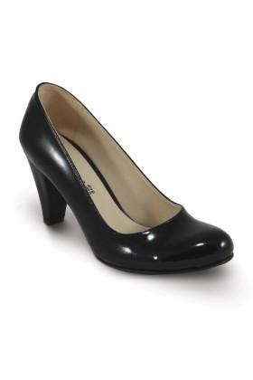 Obims Siyah SNG-007 Bayan Topuklu Ayakkabı
