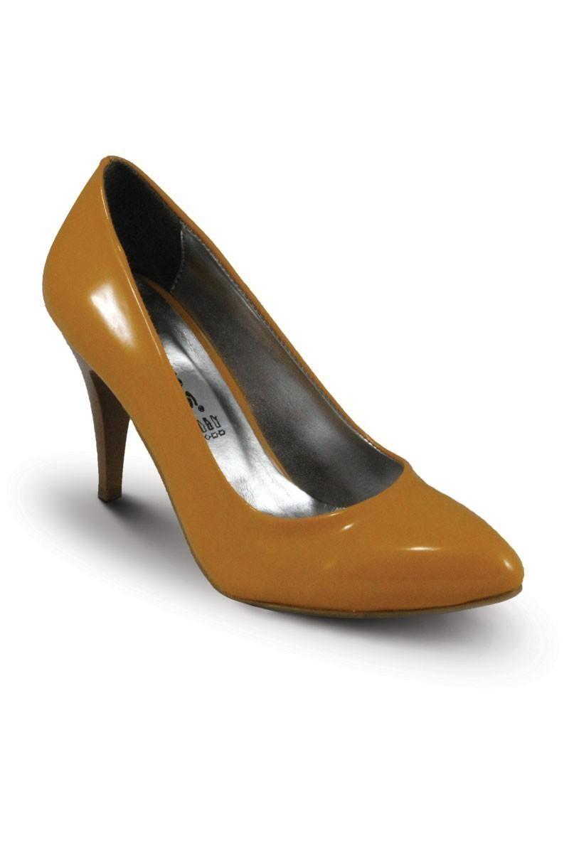 Obims Turuncu SNG-020 Bayan Topuklu Ayakkabı