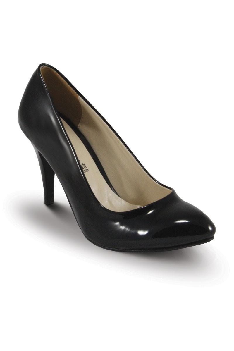 Obims Siyah SNG-024 Bayan Topuklu Ayakkabı