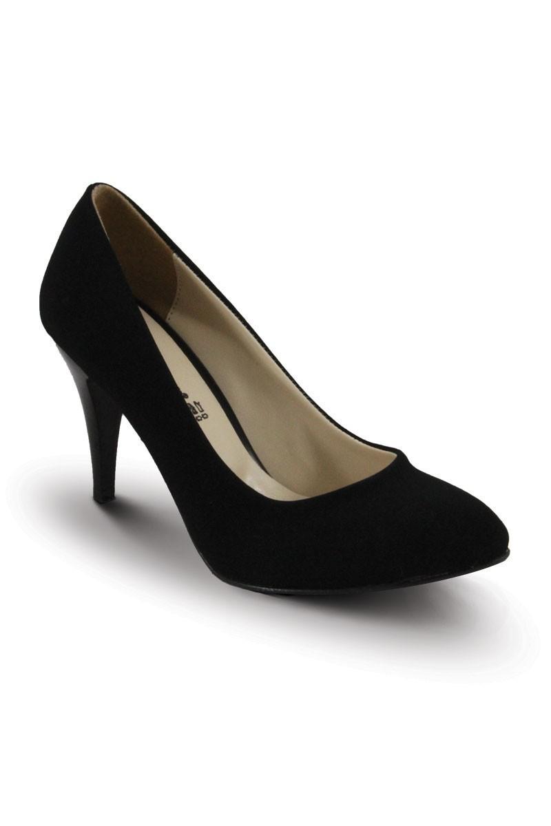 Obims Siyah SNG-028 Bayan Topuklu Ayakkabı
