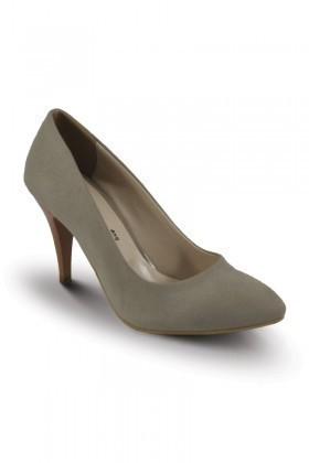 Obims Kum SNG-029 Bayan Topuklu Ayakkabı