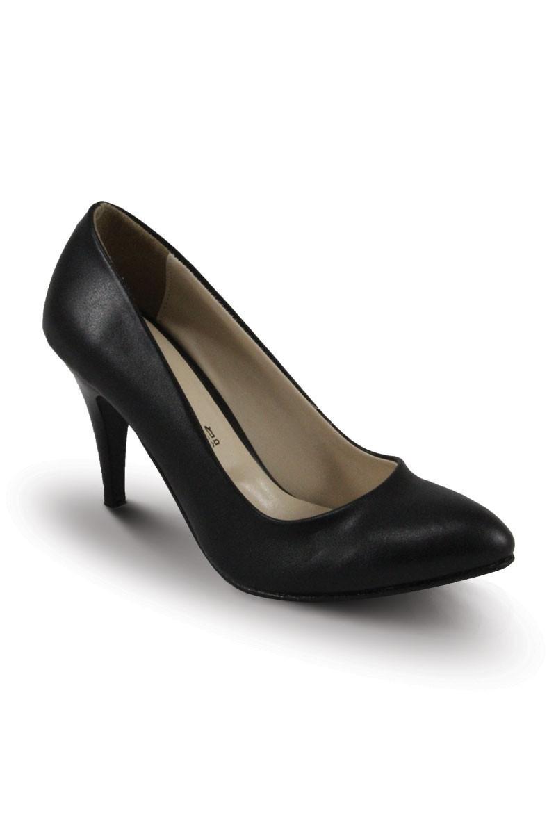 Obims Siyah SNG-030 Bayan Topuklu Ayakkabı