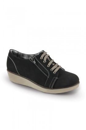 Obims Füme SNG-036 Bayan Ayakkabı