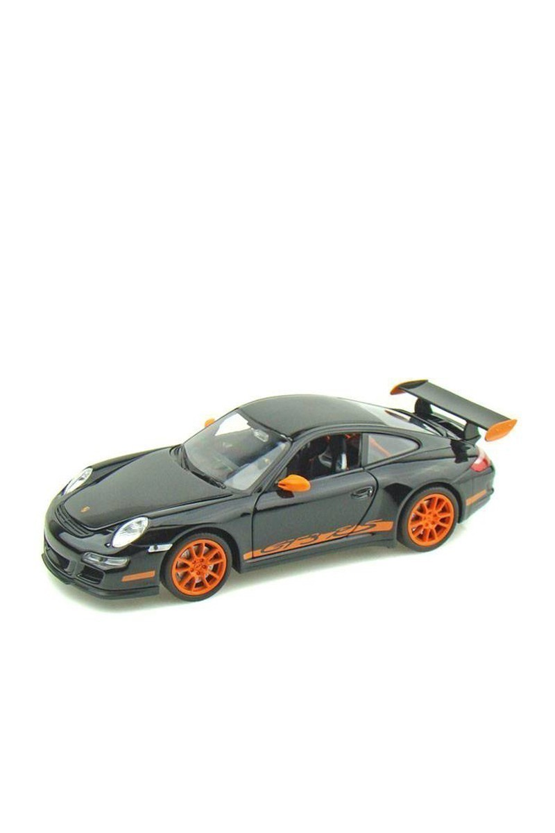 Welly Siyah 22495S PORSCHE 911(997) GT3 RS