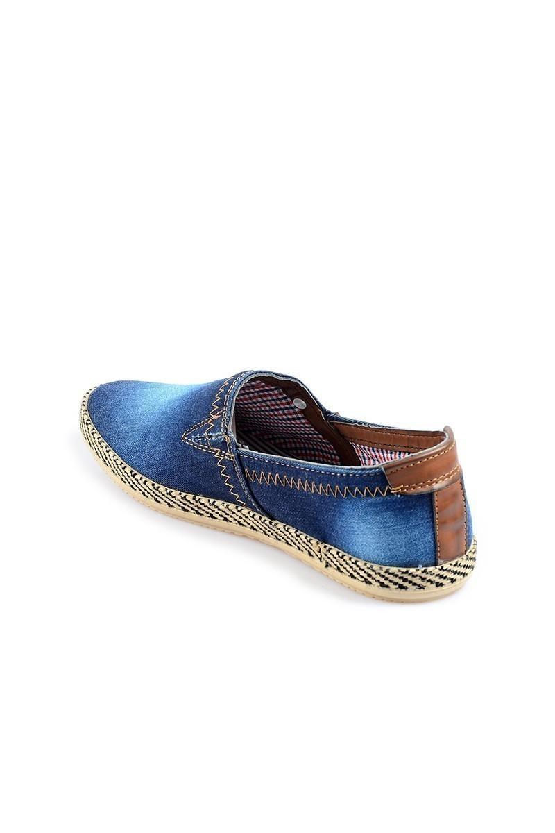 NBN Mavi NBN-103 Erkek Ayakkabı