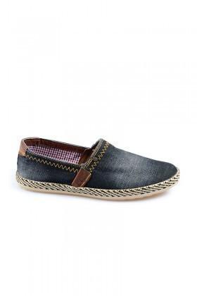 NBN Siyah NBN-103 Erkek Ayakkabı