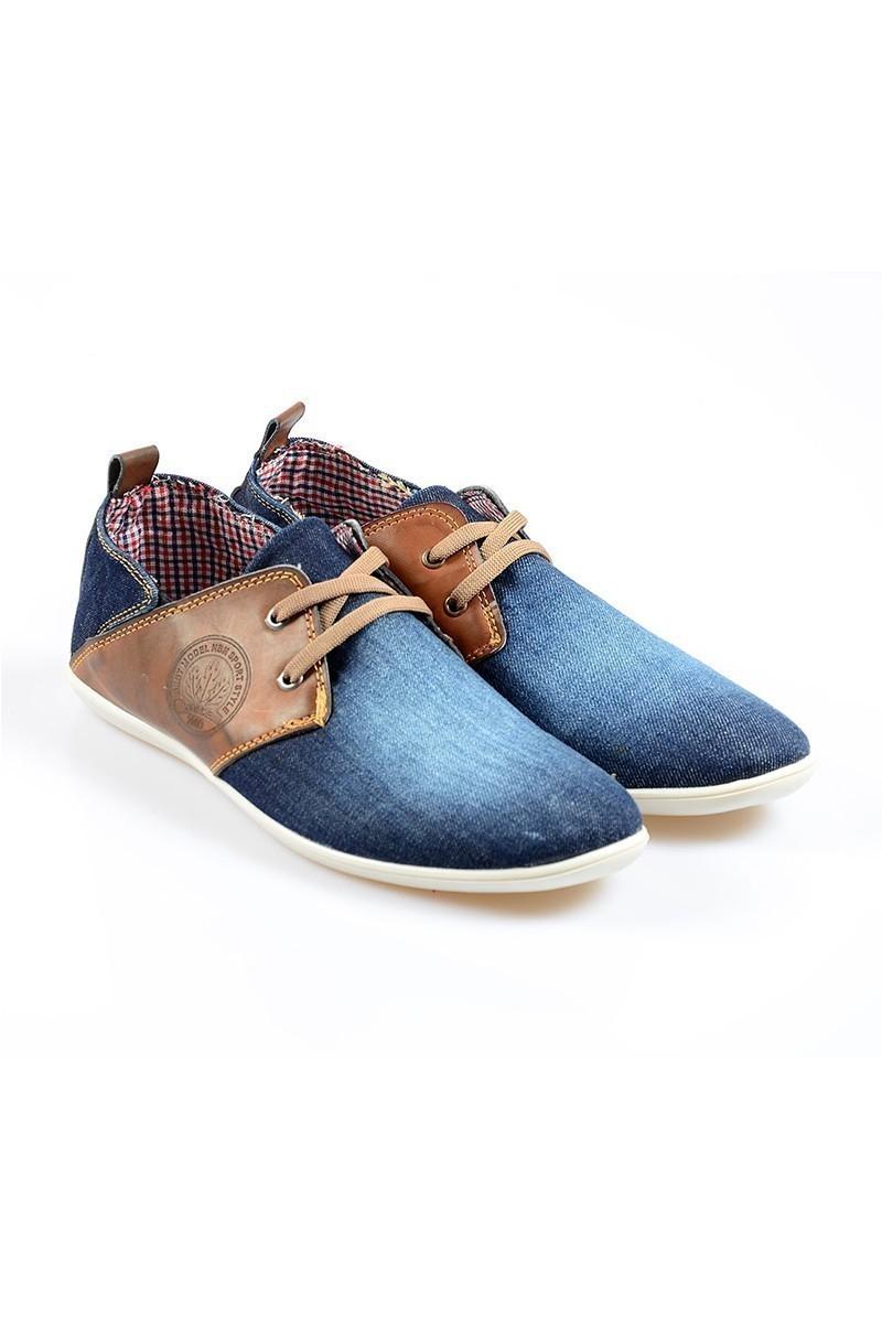 NBN Mavi NBN-212 Erkek Ayakkabı
