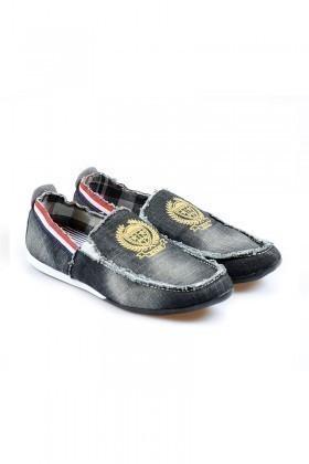 NBN Siyah NBN-80-NAKIS Erkek Ayakkabı