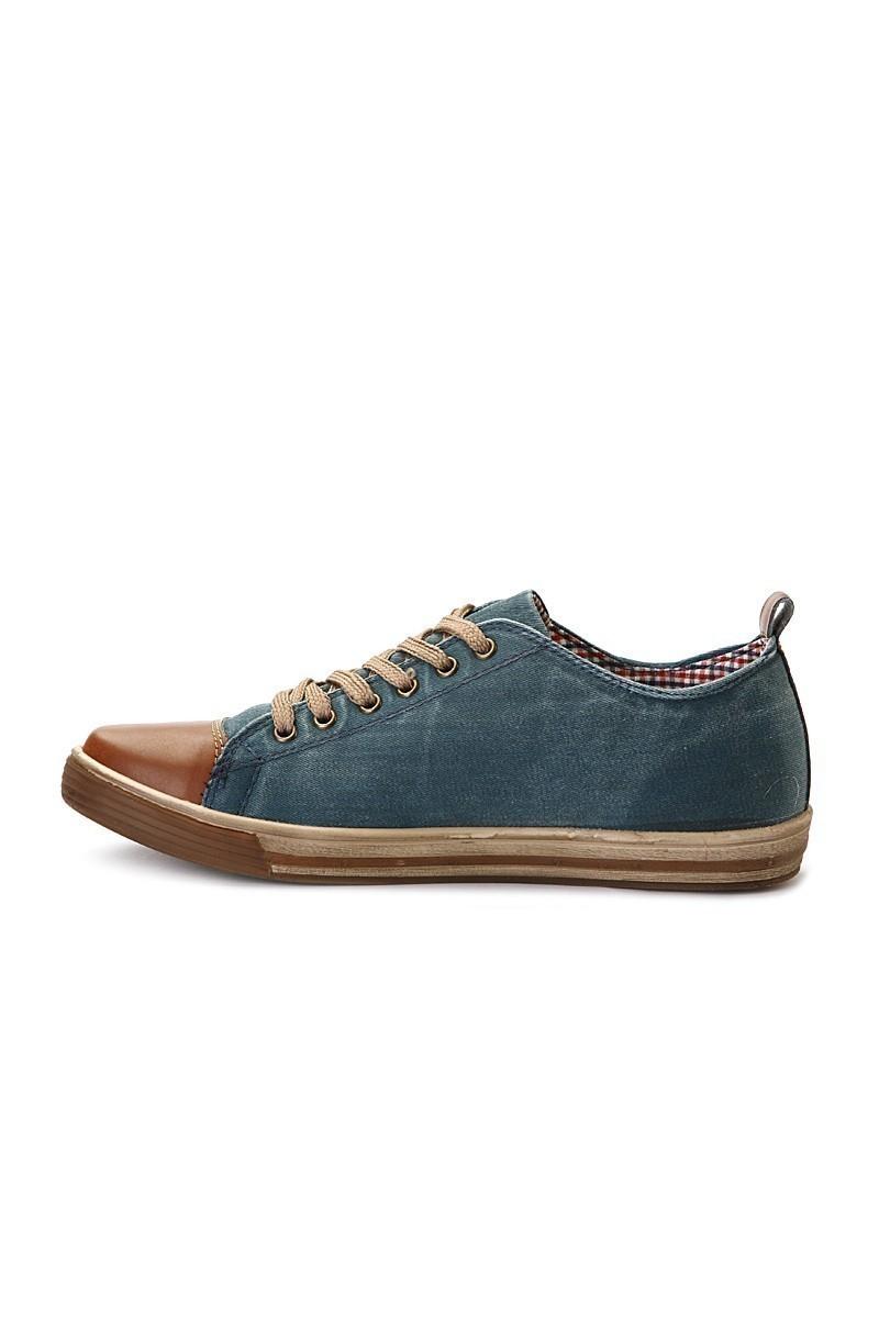 NBN Yeşil NBN-88 Erkek Ayakkabı