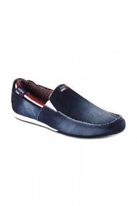 NBN Mavi NBN-80 Erkek Ayakkabı