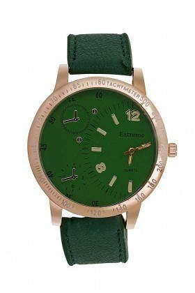 Extreme Yeşil EXT-041 Erkek Kol Saati