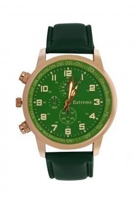 Extreme Yeşil EXT-040 Erkek Kol Saati