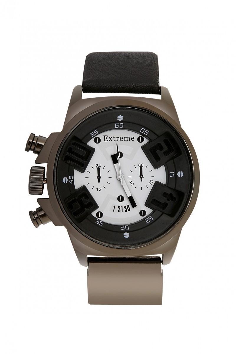 Extreme Füme EXT-037 Erkek Kol Saati