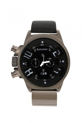 Extreme Füme EXT-021 Erkek Kol Saati