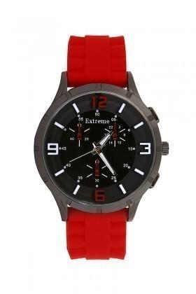 Extreme Siyah EXT-011 Erkek Kol Saati