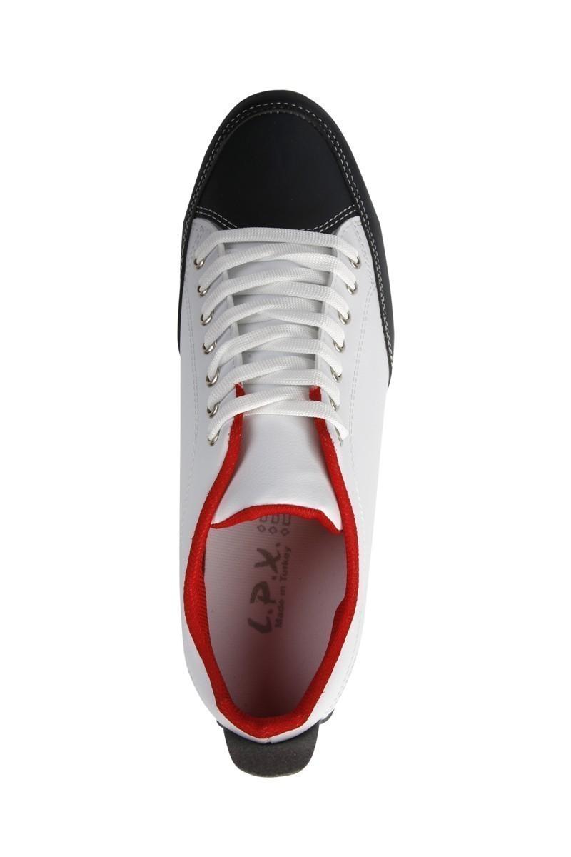 LPX Beyaz LPX-1004 Erkek Ayakkabı