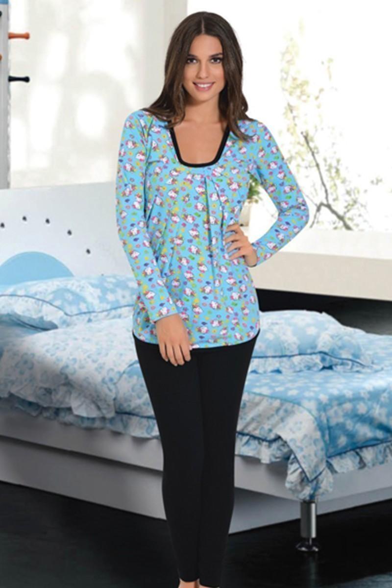 Polcan PLCN-3415 Bayan Pijama Takımı