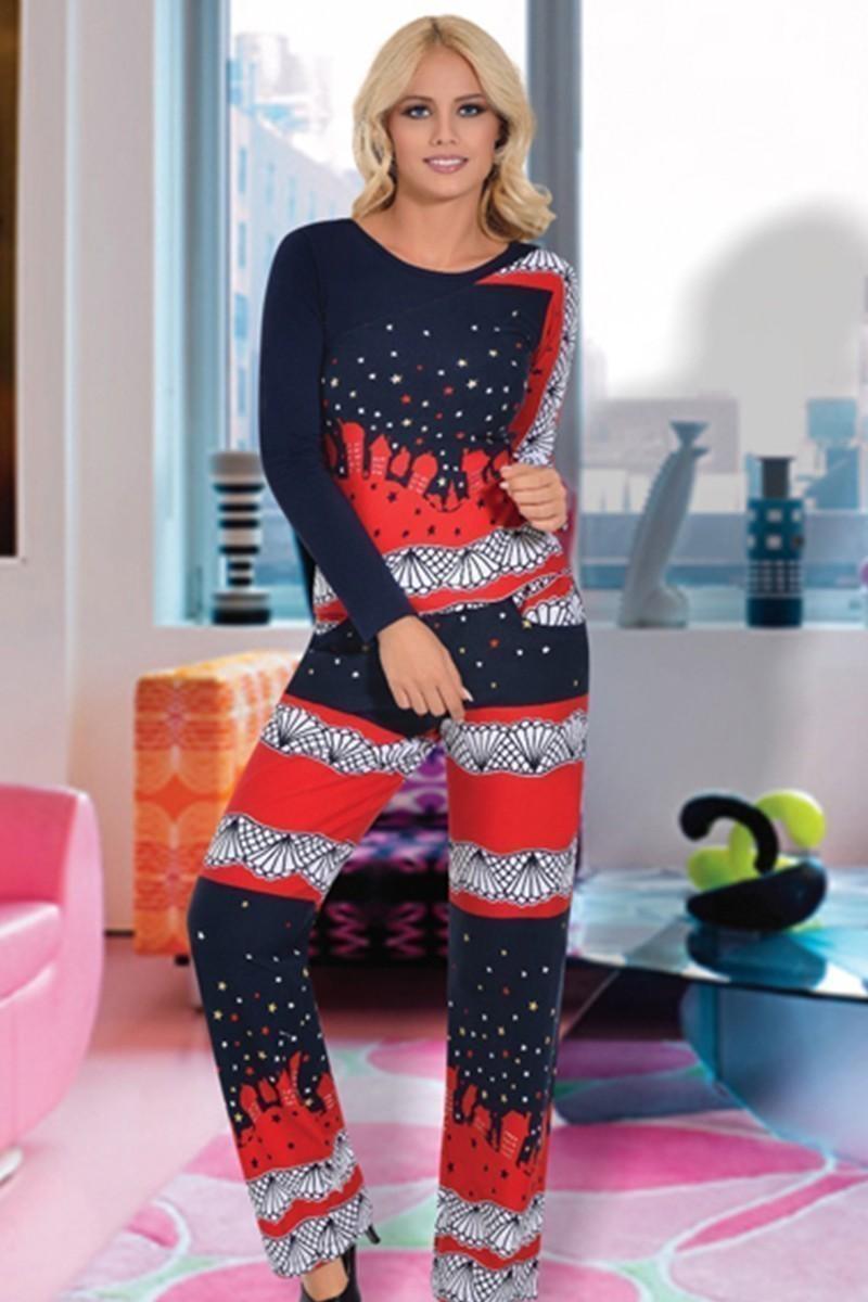 Polcan PLCN-3429 Bayan Pijama Takımı