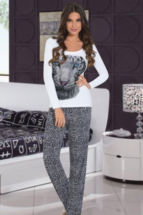 Polcan PLCN-3430 Bayan Pijama Takımı