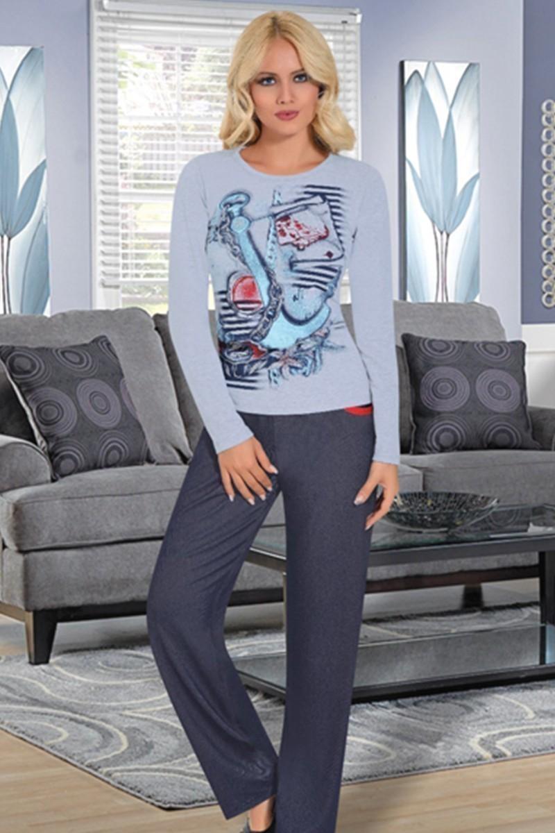 Polcan PLCN-3433 Bayan Pijama Takımı
