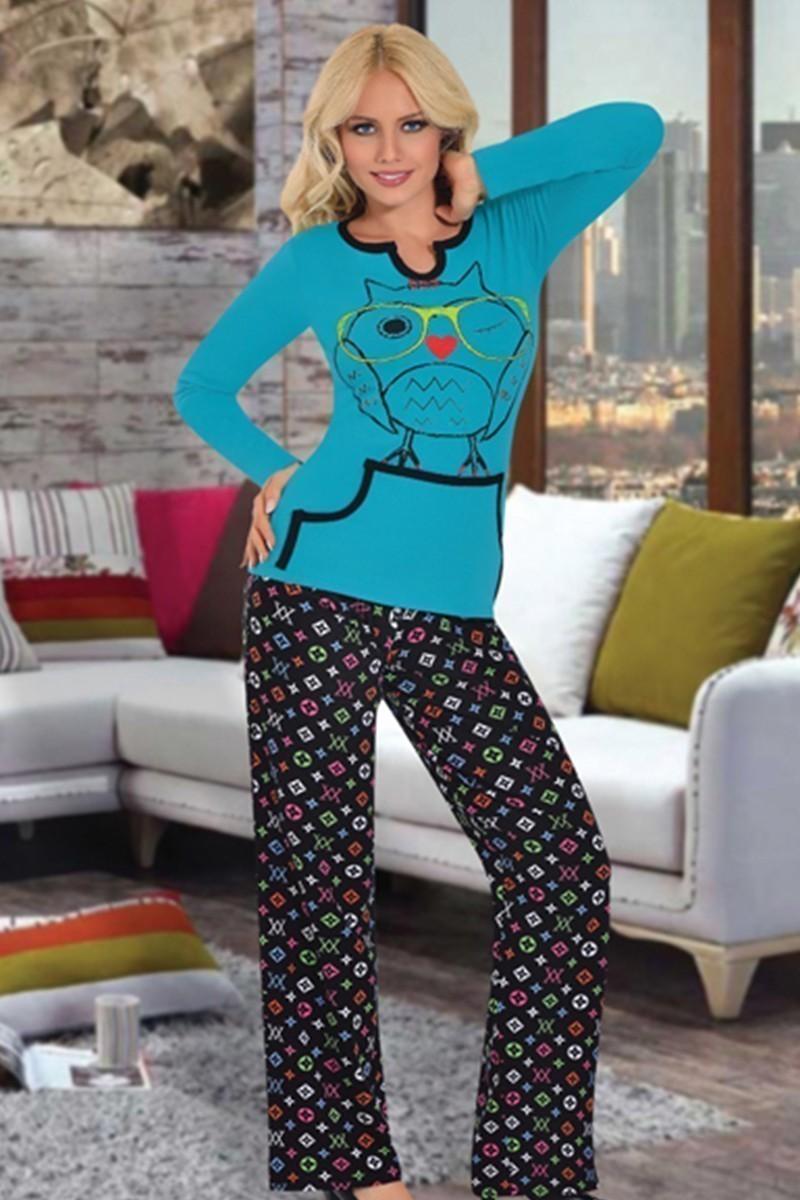 Polcan PLCN-3434 Bayan Pijama Takımı