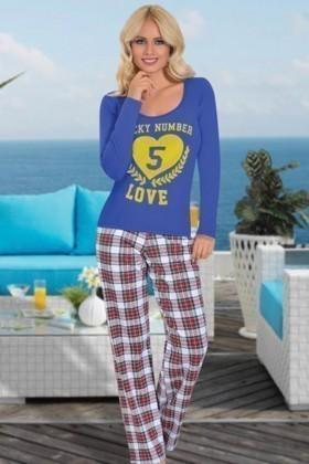 Polcan PLCN-3435 Bayan Pijama Takımı