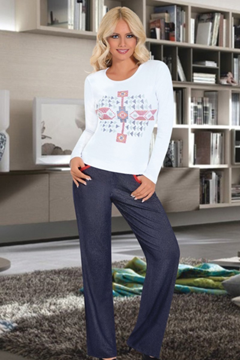 Polcan PLCN-3437 Bayan Pijama Takımı