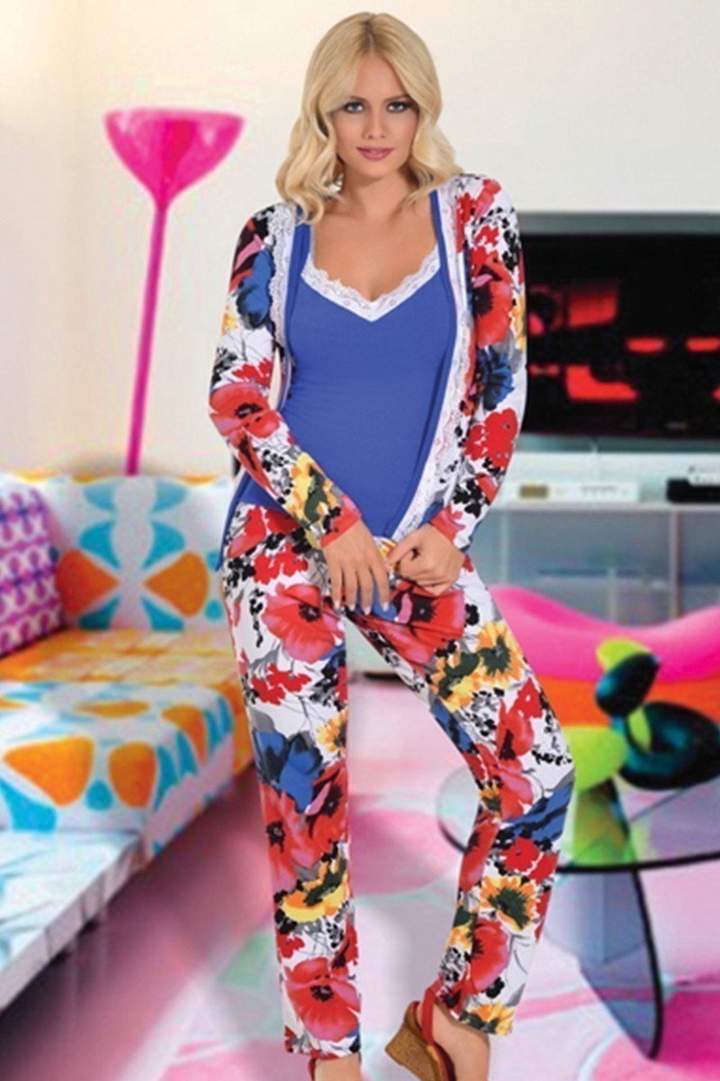 Polcan PLCN-3438 Bayan Pijama Takımı