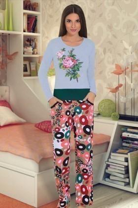 Polcan PLCN-3442 Bayan Pijama Takımı