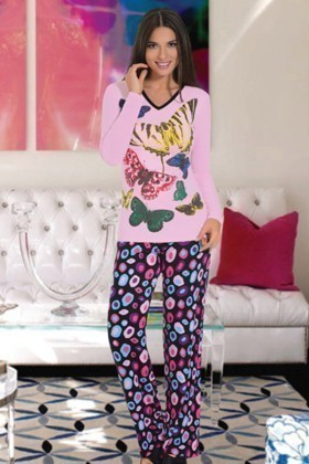 Polcan PLCN-3445 Bayan Pijama Takımı