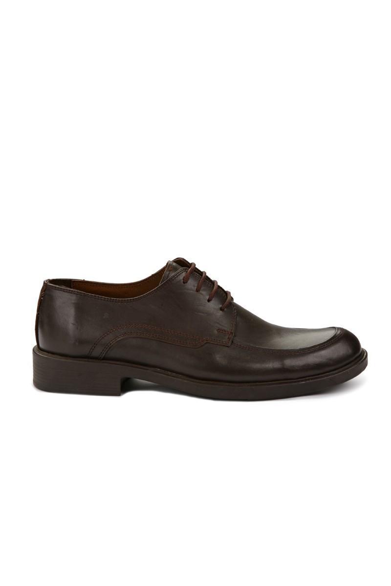 Pandew Kahverengi RMR-021 Hakiki Deri Erkek Ayakkabı