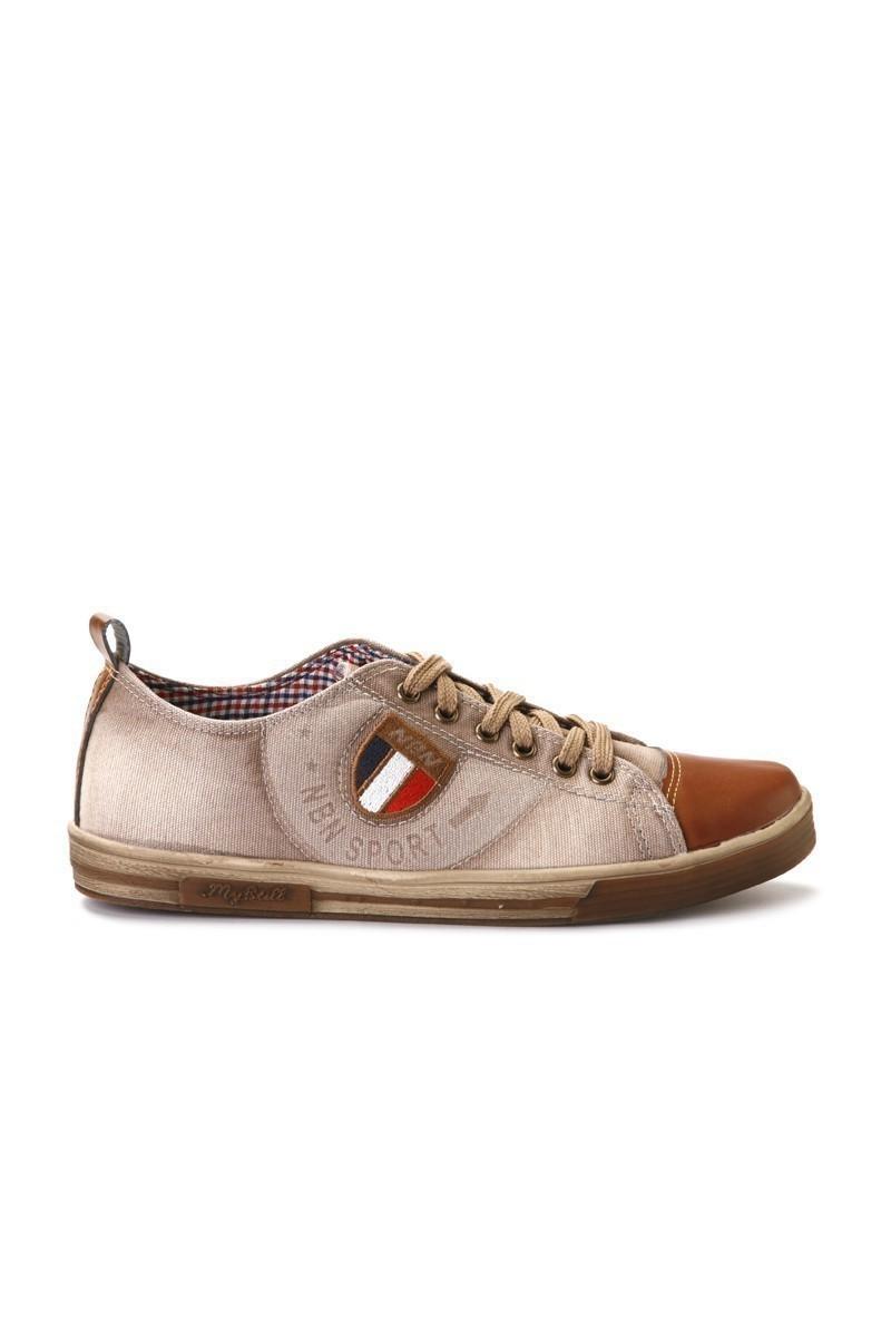 NBN Bej NBN-88 Erkek Ayakkabı