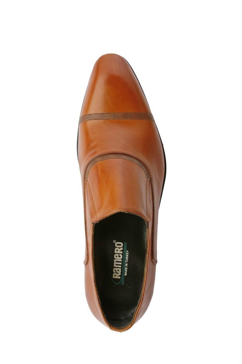 Pandew Taba RMR-300 Hakiki Deri Erkek Klasik Ayakkabı