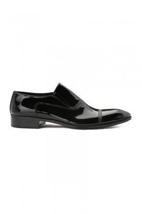 Pandew Siyah RMR-300-RUGAN Erkek Rugan Ayakkabı