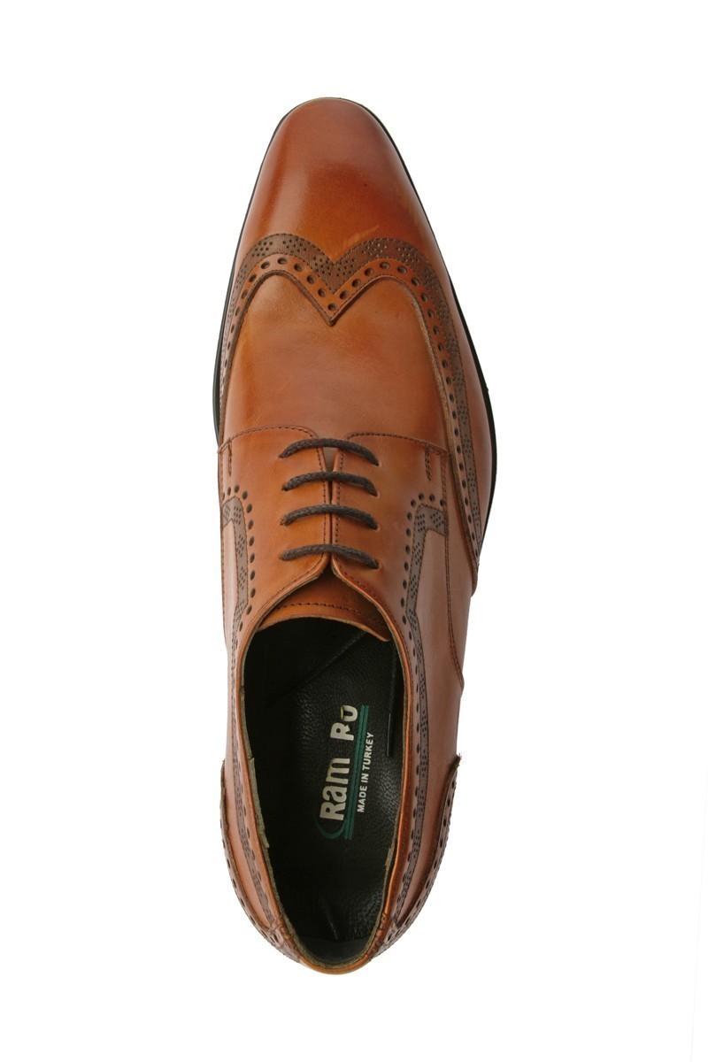 Pandew Taba RMR-142 Hakiki Deri Erkek Klasik Ayakkabı