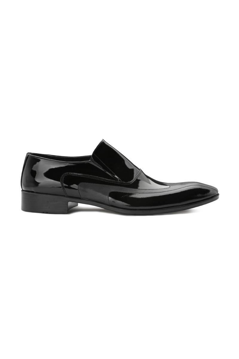 Pandew Siyah RMR-133-RUGAN Erkek Rugan Ayakkabı