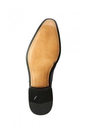 Pandew Siyah RMR-142 Hakiki Deri Erkek Klasik Ayakkabı