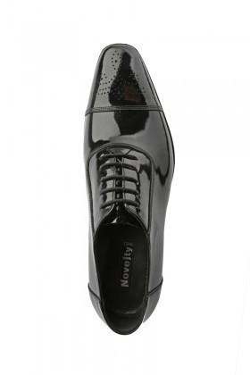 Novelty Siyah NVLTY-201-RUGAN Erkek Rugan Ayakkabı