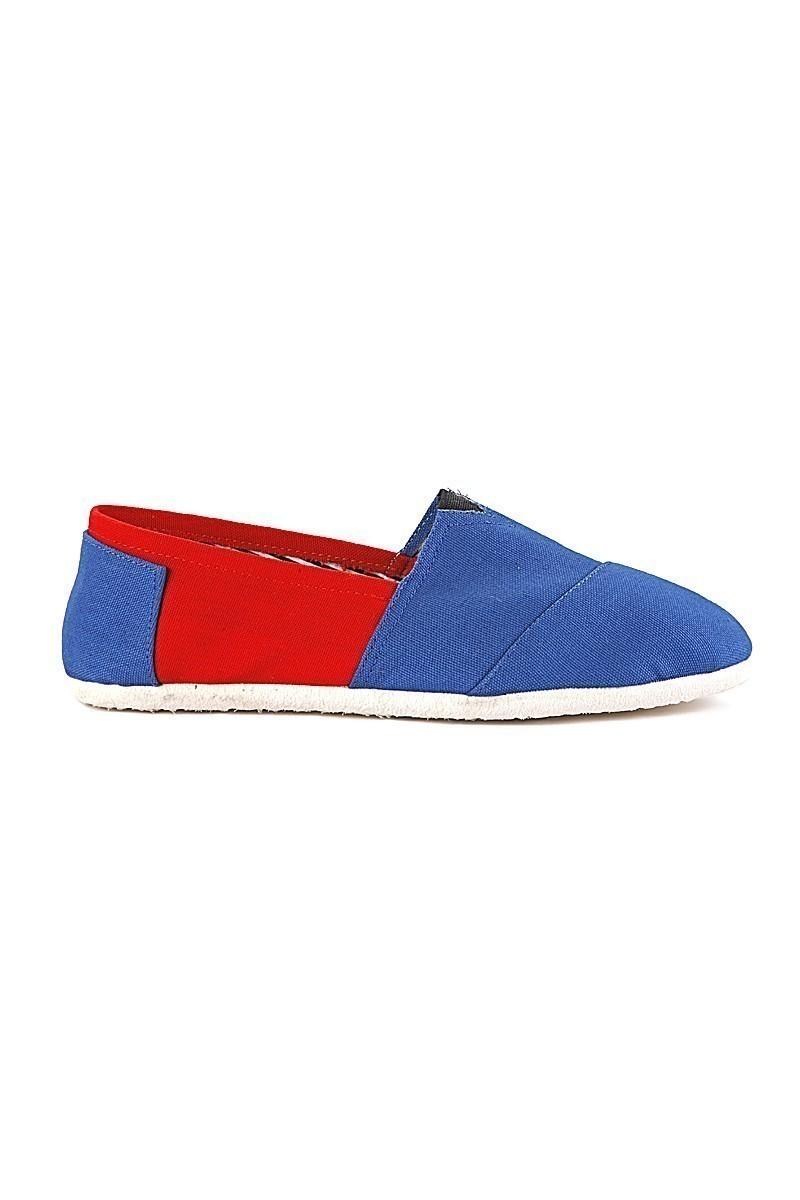 Mariter Saks-Kırmızı MRTR-001 Erkek Günlük Ayakkabı