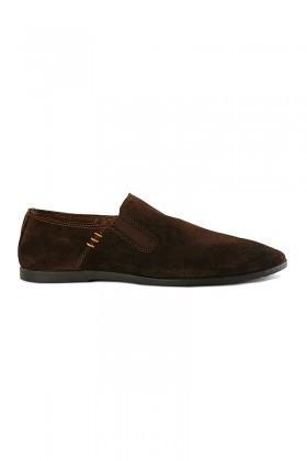 Pandew Kahverengi ZBD-15 Hakiki Deri Erkek Ayakkabı