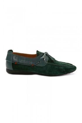 Pandew Yeşil PNDW-SY-700 Hakiki Deri Erkek Ayakkabı