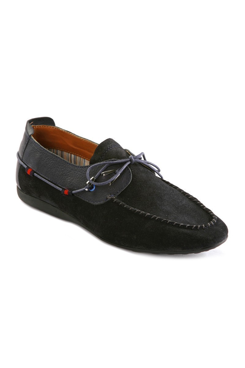 Pandew Siyah PNDW-SY-700 Hakiki Deri Erkek Ayakkabı