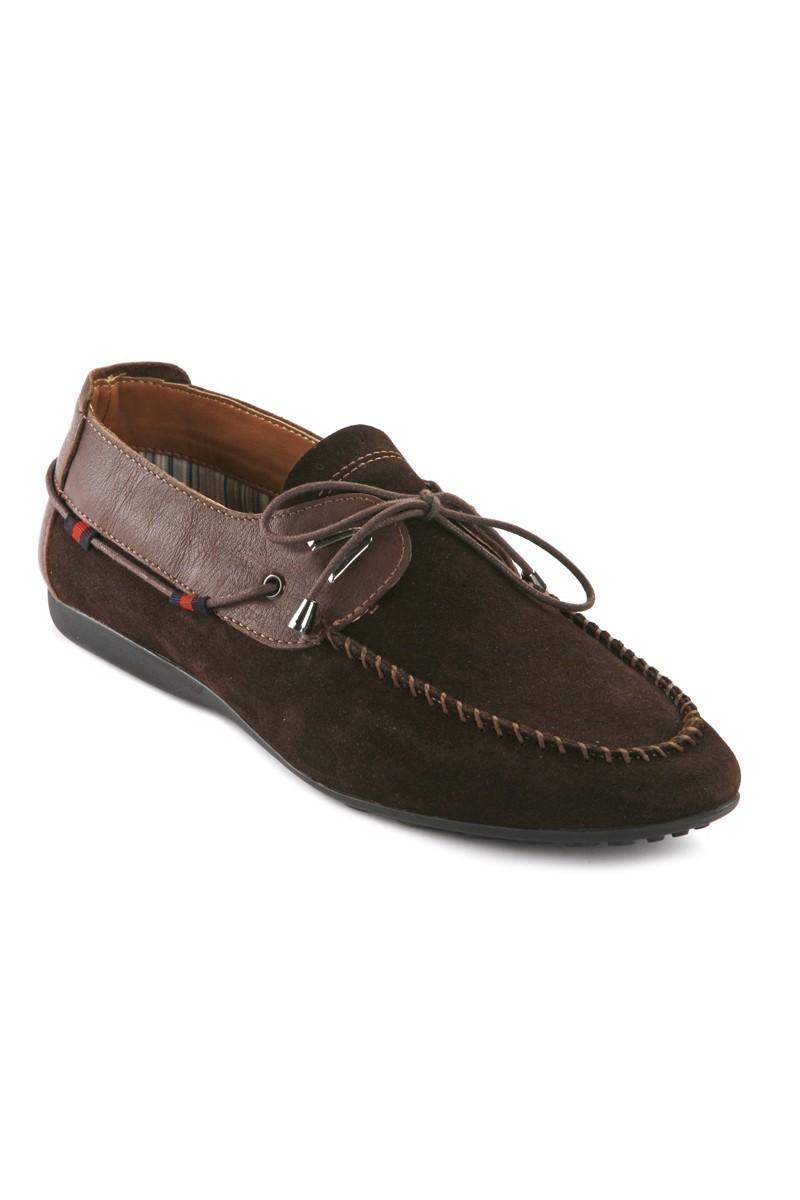 Pandew Kahverengi PNDW-SY-700 Hakiki Deri Erkek Ayakkabı