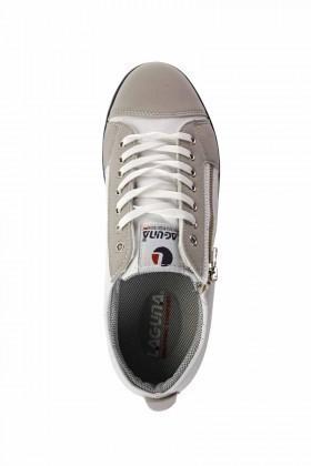 Laguna Beyaz-Lacivert LGN-033 Erkek Ayakkabı