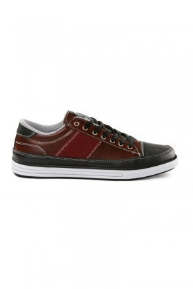 Laguna Bordo-Siyah LGN-036 Erkek Ayakkabı