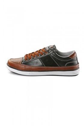 Laguna Siyah-Taba LGN-036 Erkek Ayakkabı