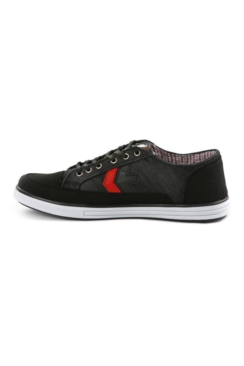 Laguna Siyah-Kırmızı LGN-038 Erkek Ayakkabı