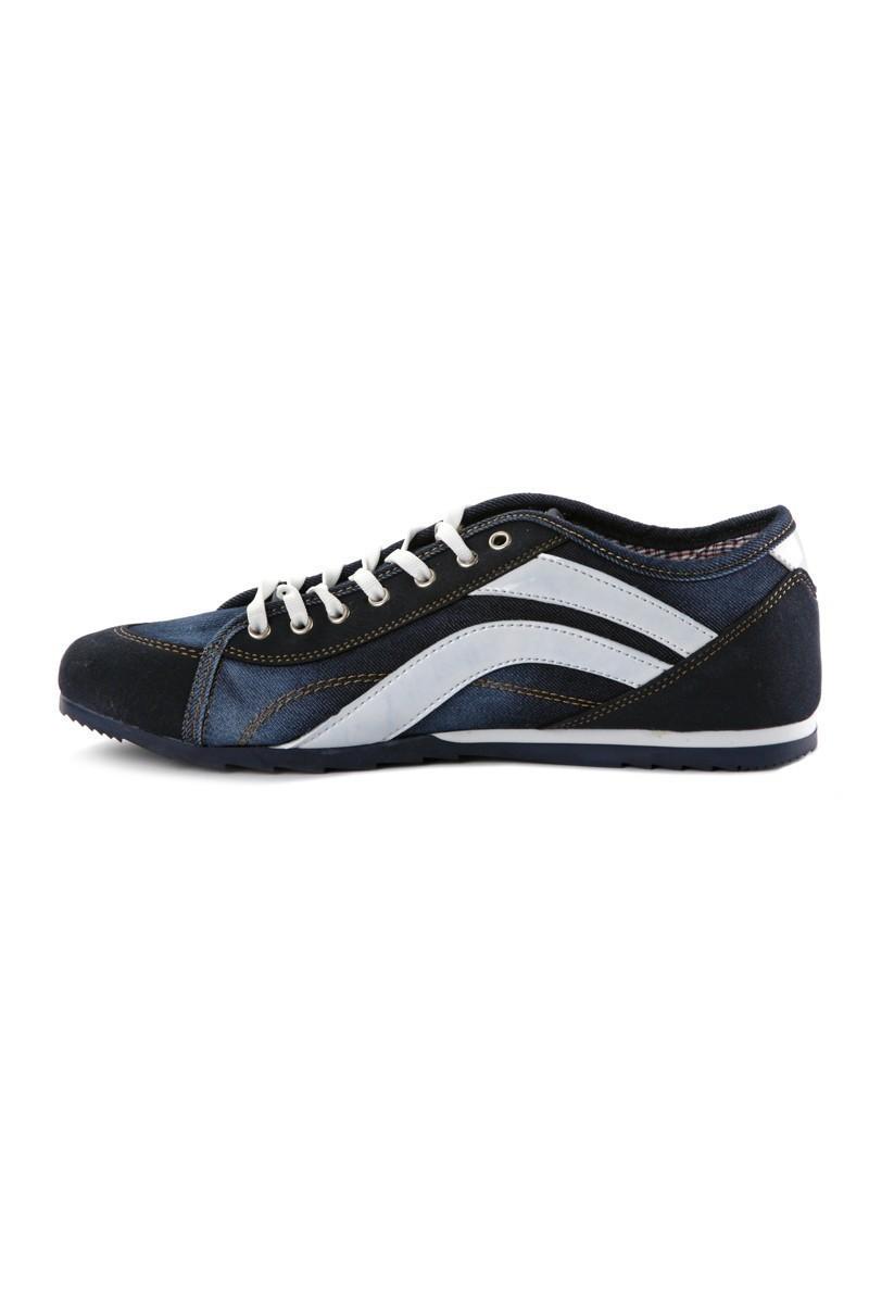 Laguna Lacivert-Beyaz LGN-060 Erkek Ayakkabı
