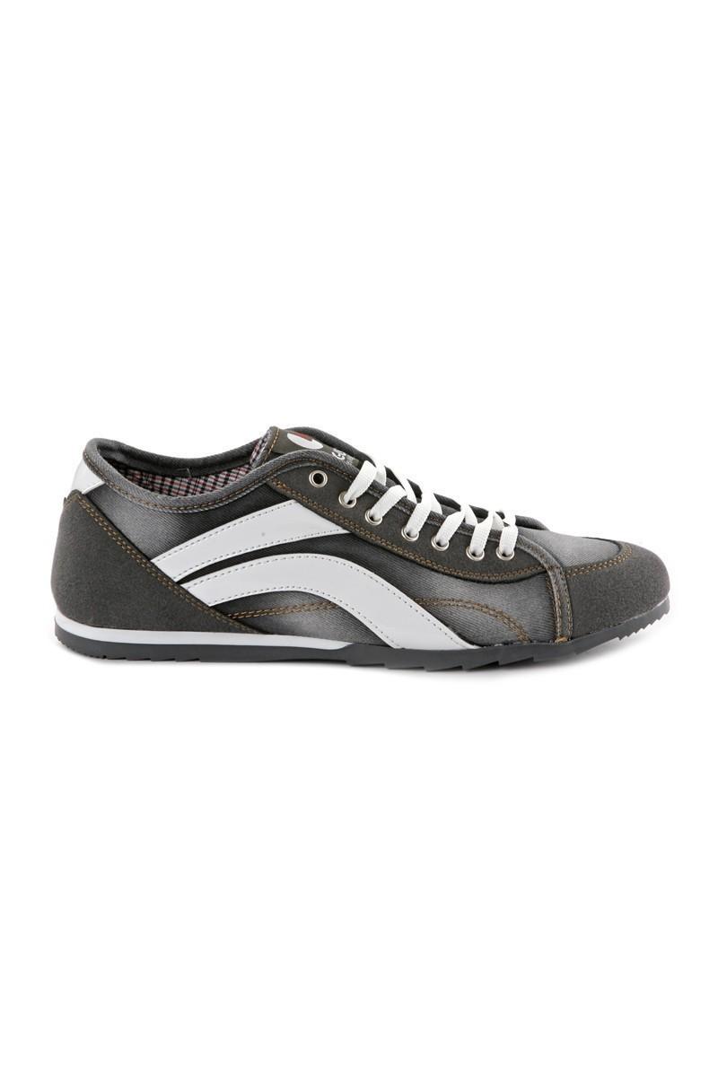 Laguna Füme-Beyaz LGN-060 Erkek Ayakkabı