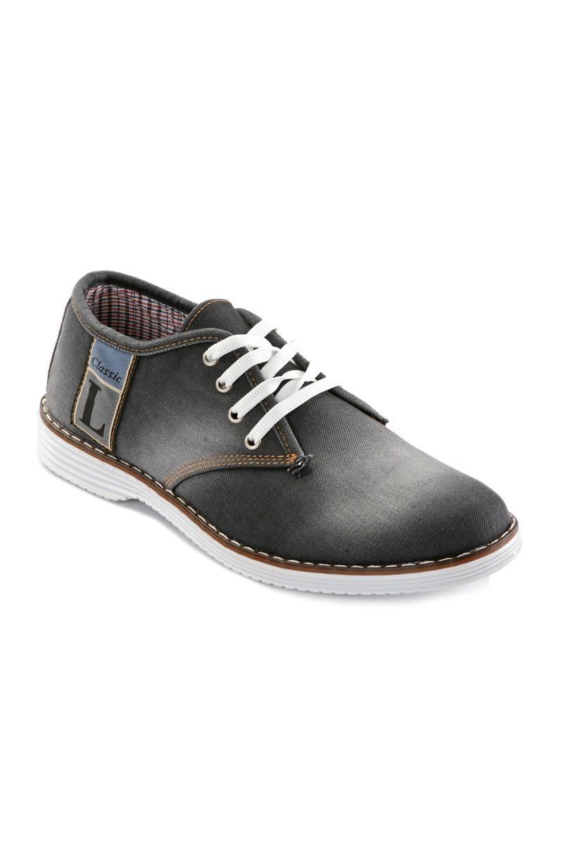 Laguna Füme LGN-058 Erkek Ayakkabı